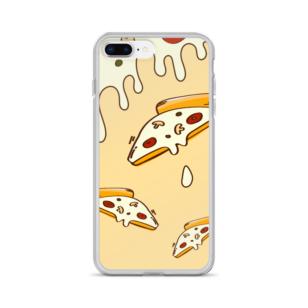 Decal Kings iPhone Case iPhone 7 Plus/8 Plus Pizza Party iPhone Case