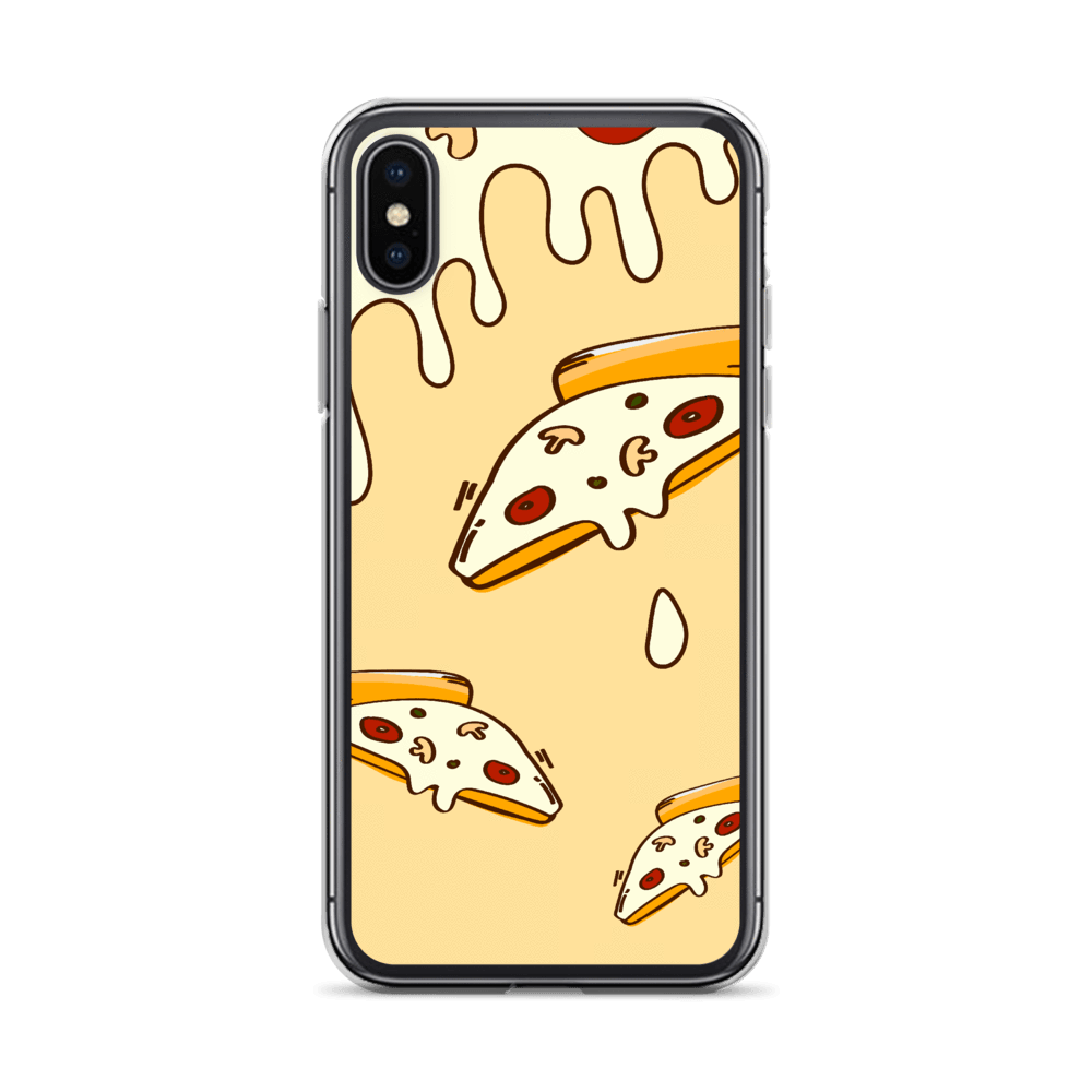 Decal Kings iPhone Case iPhone X/XS Pizza Party iPhone Case