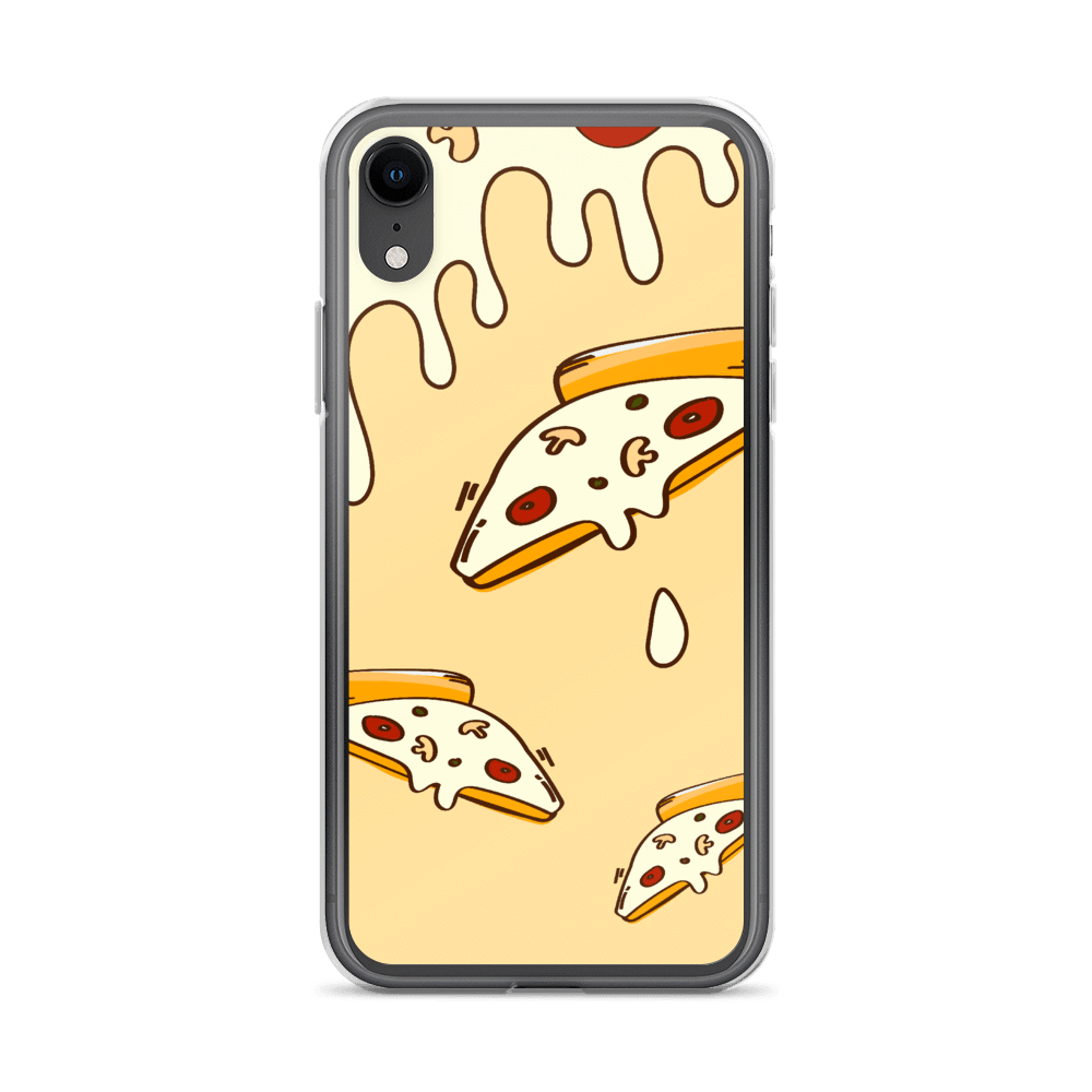 Decal Kings iPhone Case iPhone XR Pizza Party iPhone Case