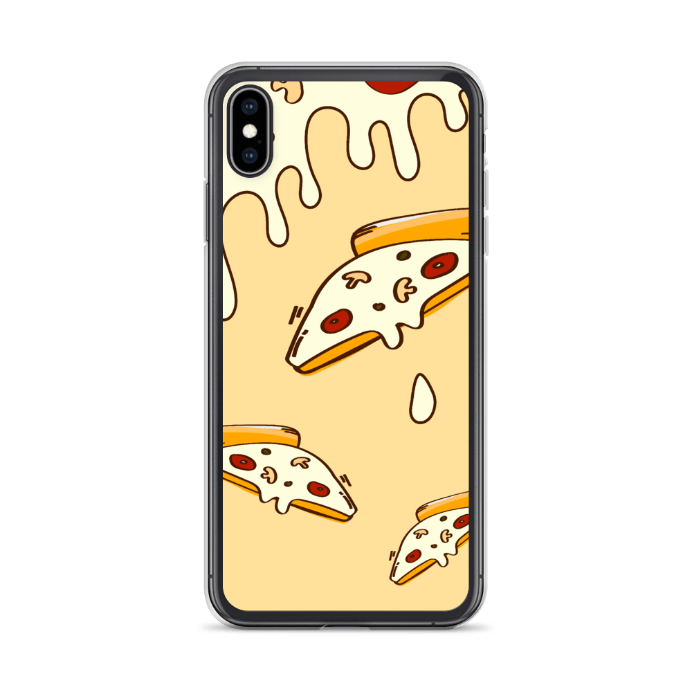 Decal Kings iPhone Case iPhone XS Max Pizza Party iPhone Case