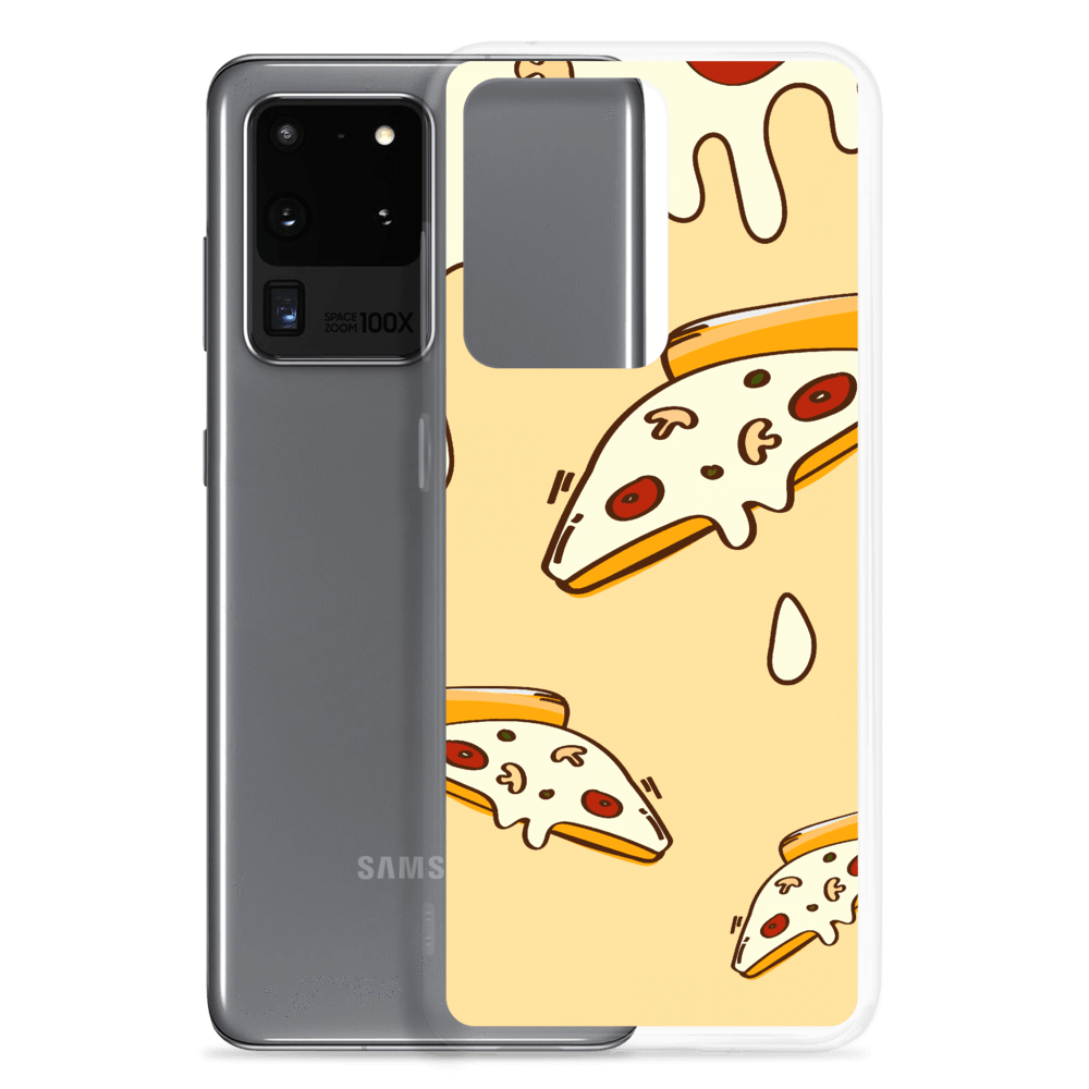 Decal Kings Pizza Party Samsung Case