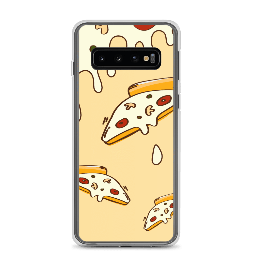 Decal Kings Samsung Galaxy S10 Pizza Party Samsung Case