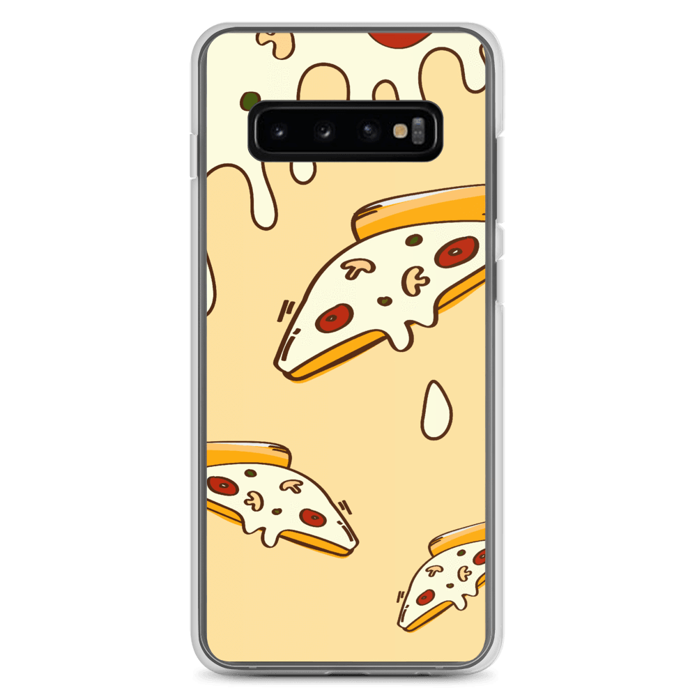 Decal Kings Samsung Galaxy S10+ Pizza Party Samsung Case