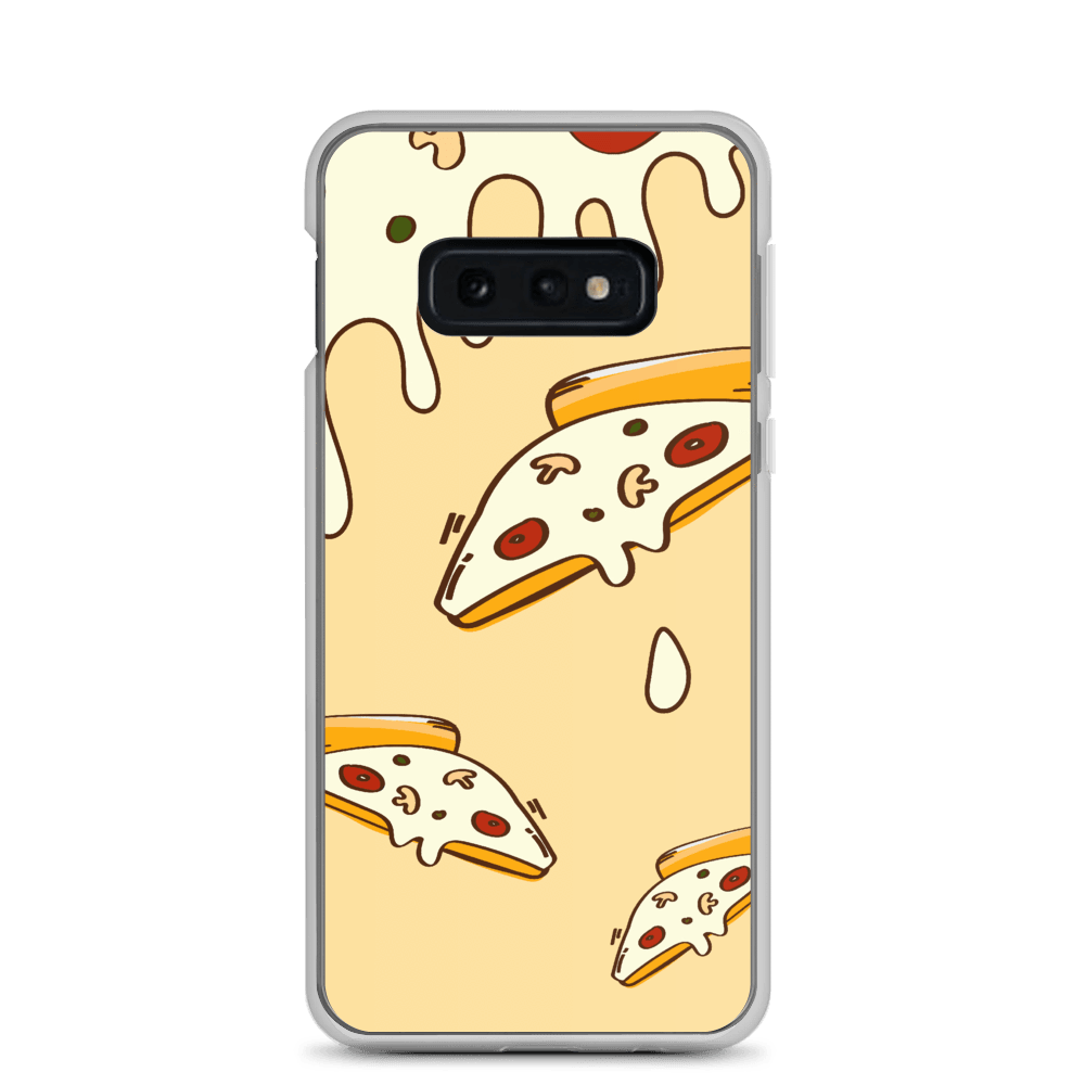 Decal Kings Samsung Galaxy S10e Pizza Party Samsung Case