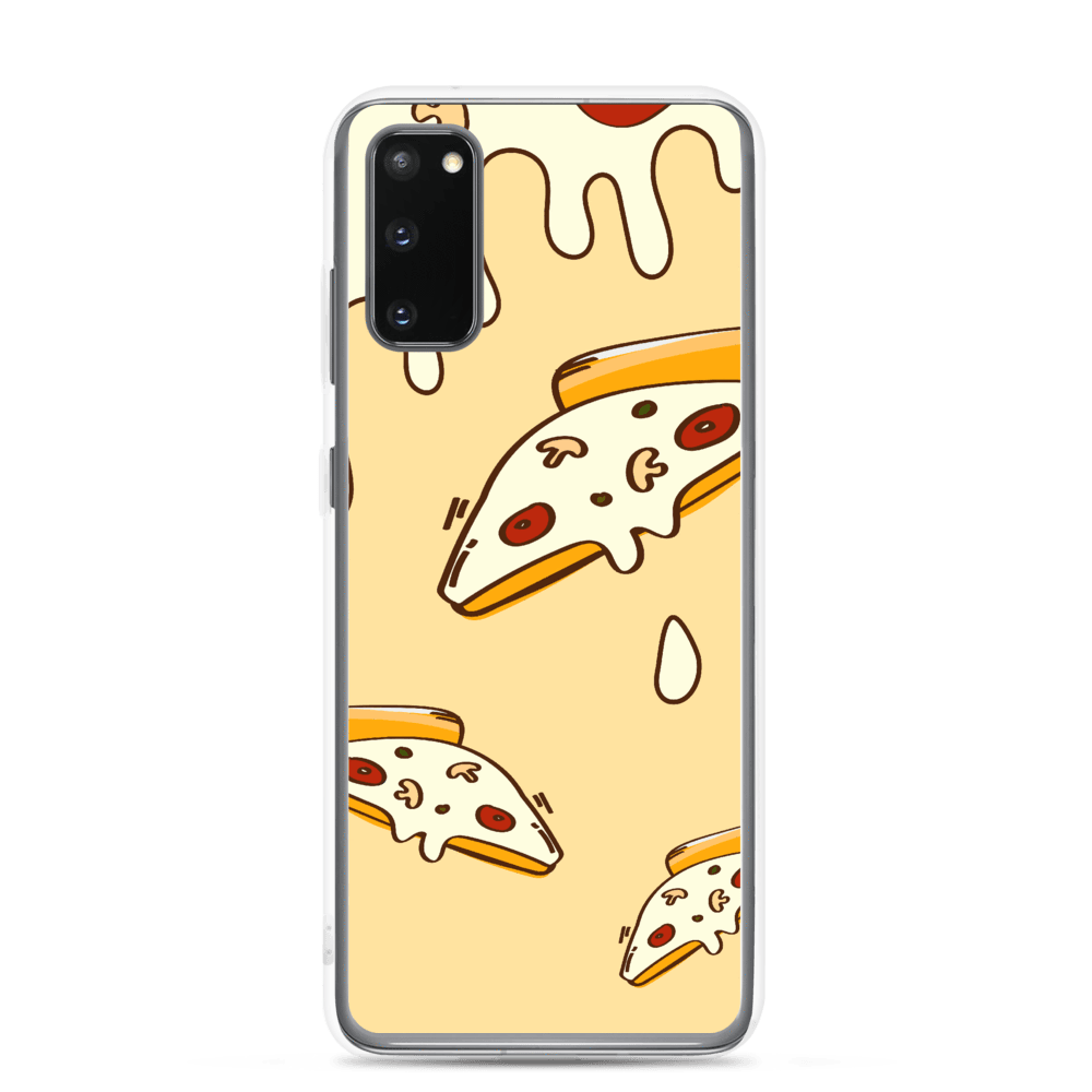 Decal Kings Samsung Galaxy S20 Pizza Party Samsung Case