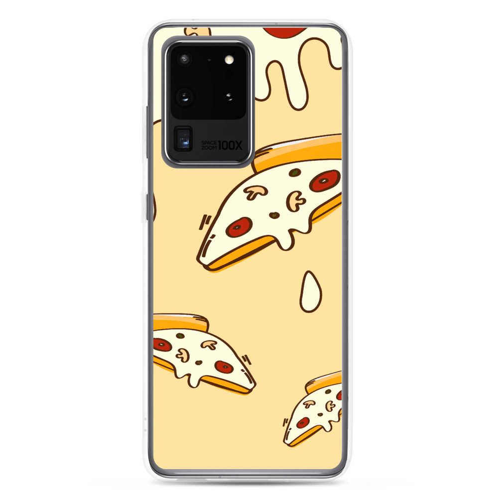 Decal Kings Samsung Galaxy S20 Ultra Pizza Party Samsung Case