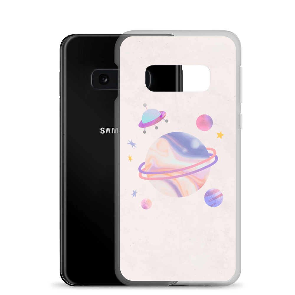 Decal Kings Saturn Samsung Case
