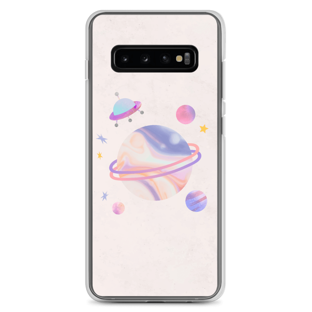 Decal Kings Samsung Galaxy S10+ Saturn Samsung Case