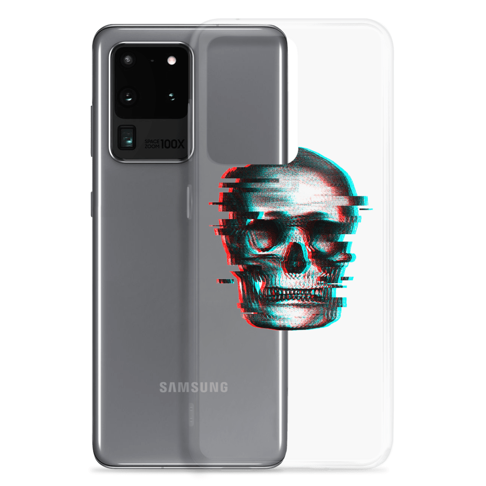 Decal Kings Skull Samsung Case