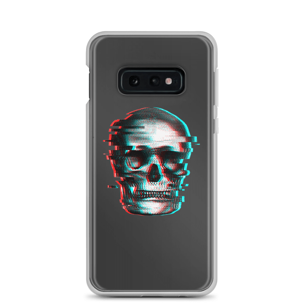 Decal Kings Samsung Galaxy S10e Skull Samsung Case