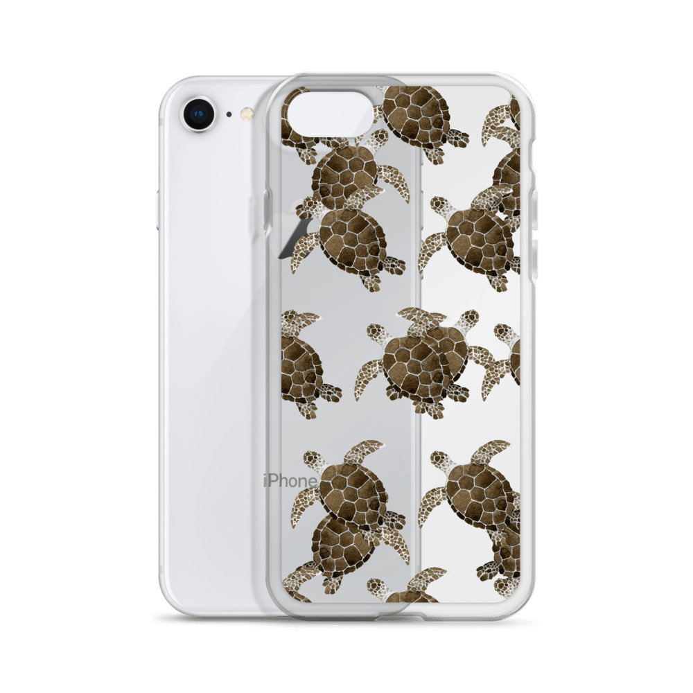 Decal Kings iPhone Case Turtle iPhone Case