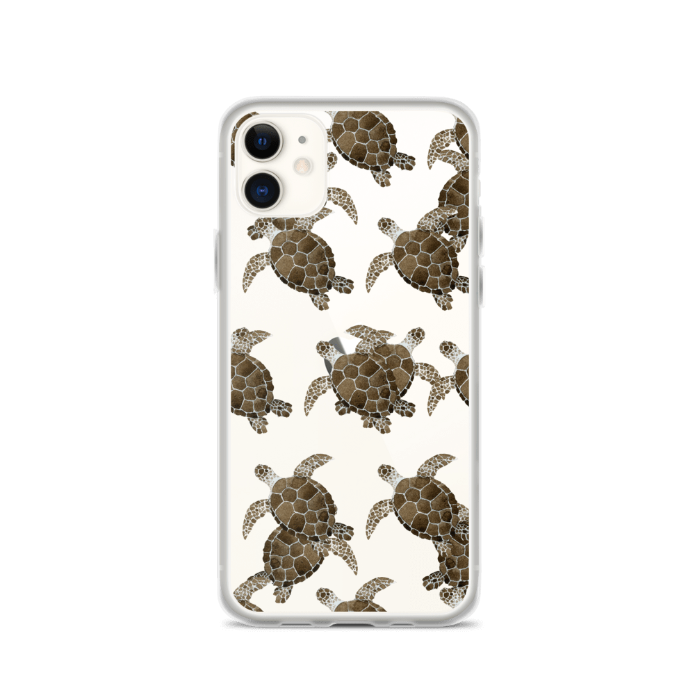 Decal Kings iPhone Case iPhone 11 Turtle iPhone Case