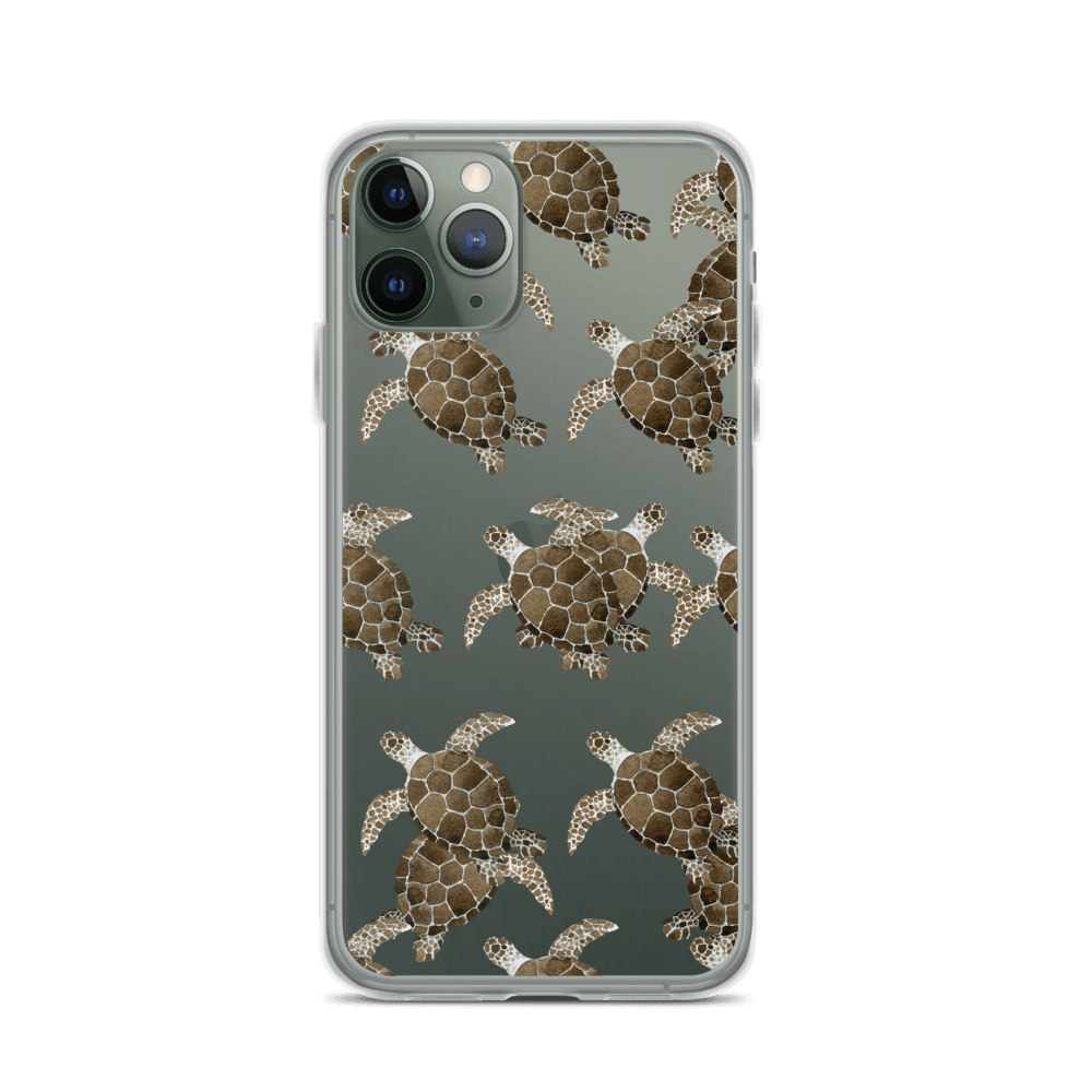 Decal Kings iPhone Case iPhone 11 Pro Turtle iPhone Case