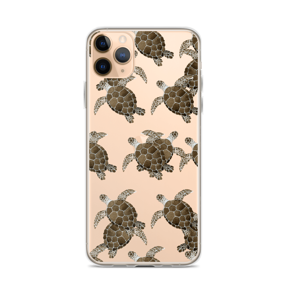 Decal Kings iPhone Case iPhone 11 Pro Max Turtle iPhone Case