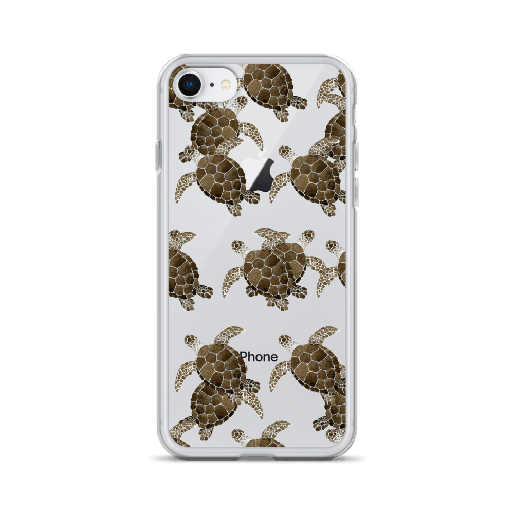 Decal Kings iPhone Case iPhone 7/8 Turtle iPhone Case