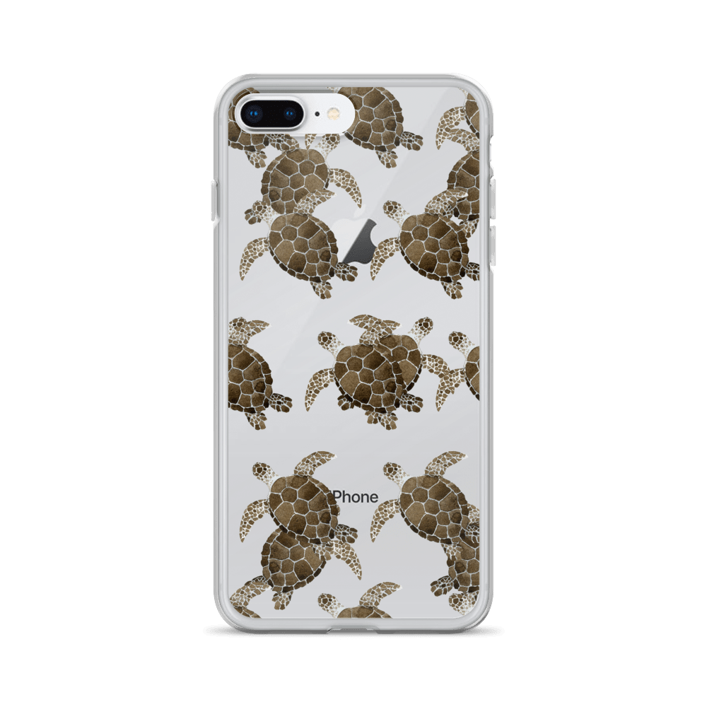 Decal Kings iPhone Case iPhone 7 Plus/8 Plus Turtle iPhone Case