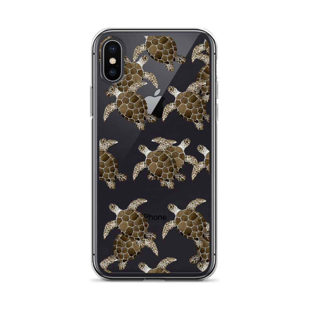 Decal Kings iPhone Case iPhone X/XS Turtle iPhone Case