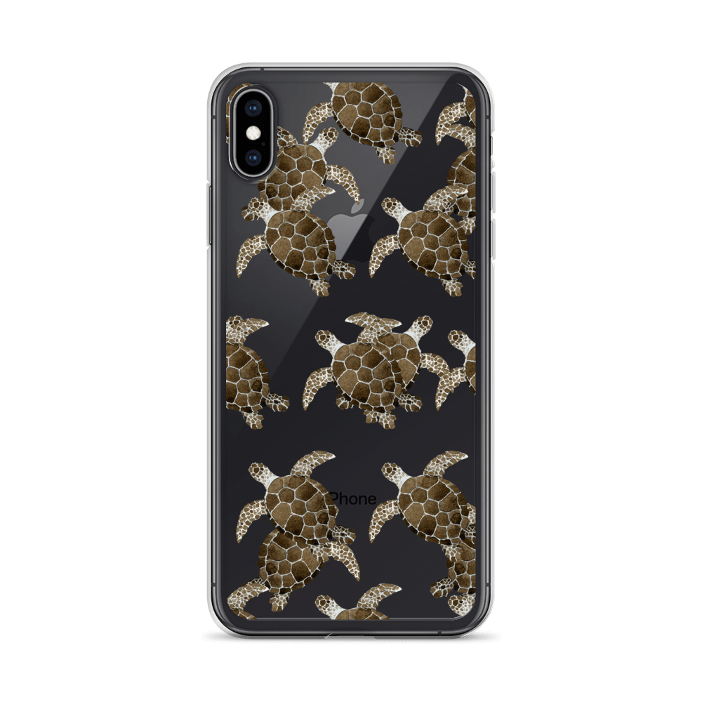 Decal Kings iPhone Case iPhone XS Max Turtle iPhone Case