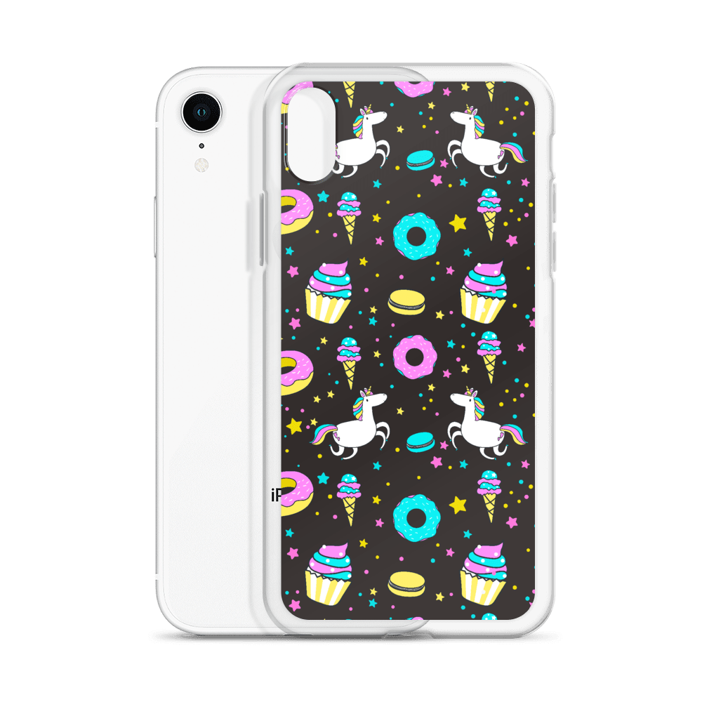 Decal Kings iPhone Case Unicorn Space iPhone Case