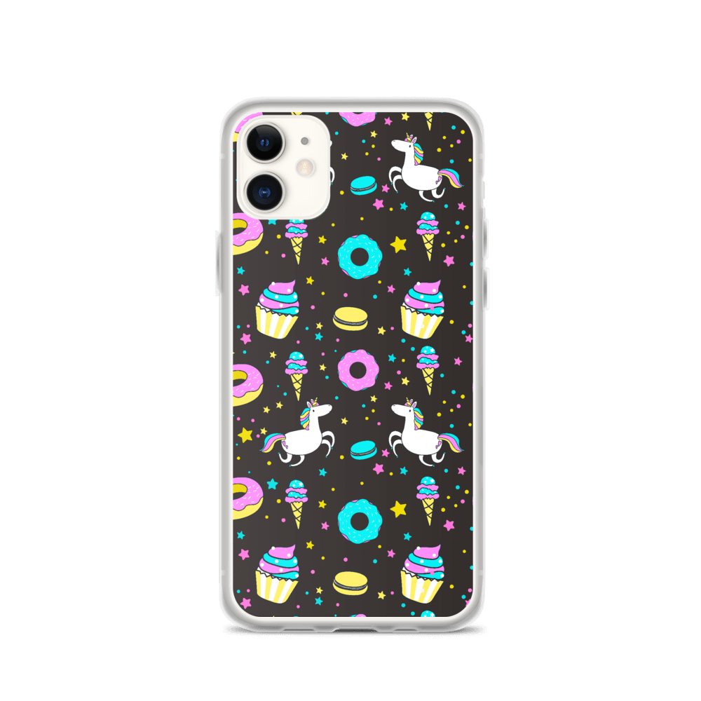 Decal Kings iPhone Case iPhone 11 Unicorn Space iPhone Case