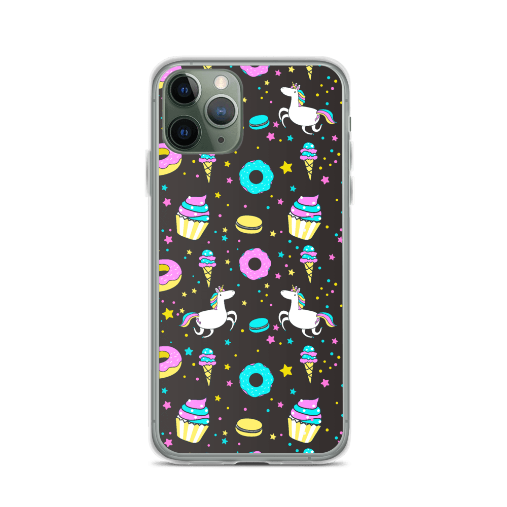 Decal Kings iPhone Case iPhone 11 Pro Unicorn Space iPhone Case