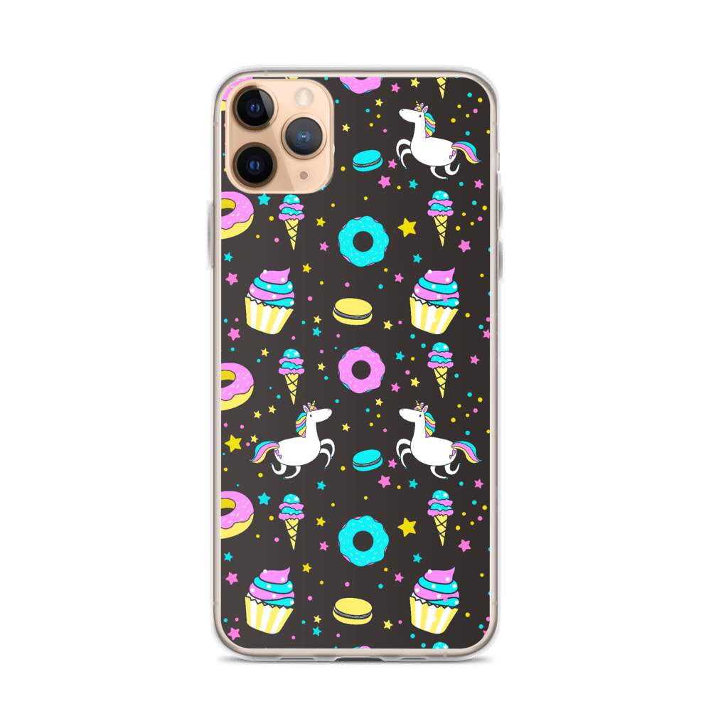 Decal Kings iPhone Case iPhone 11 Pro Max Unicorn Space iPhone Case