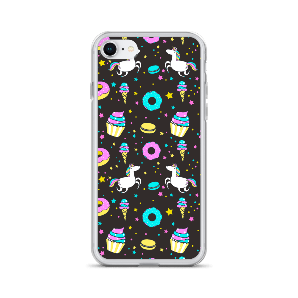 Decal Kings iPhone Case iPhone 7/8 Unicorn Space iPhone Case
