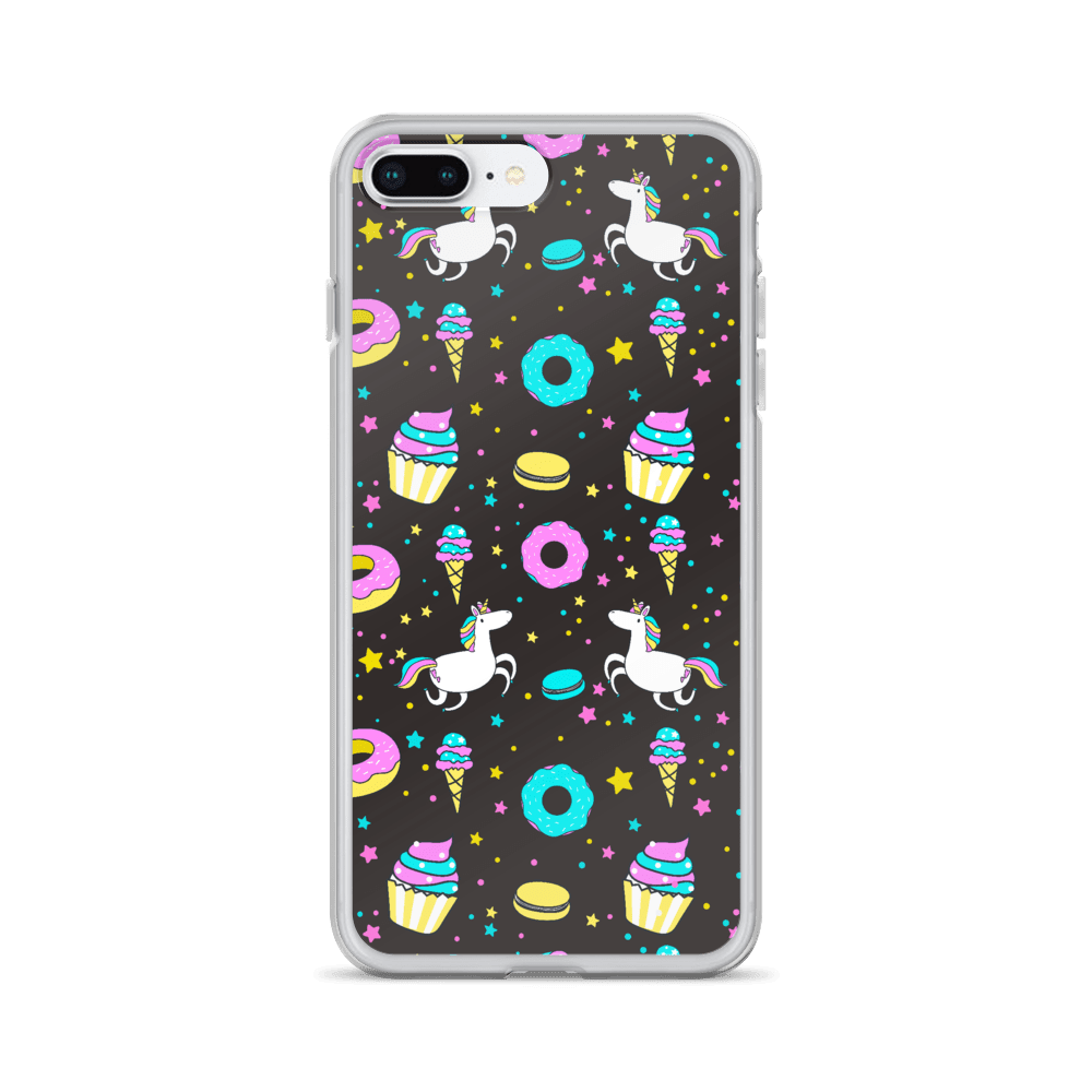 Decal Kings iPhone Case iPhone 7 Plus/8 Plus Unicorn Space iPhone Case