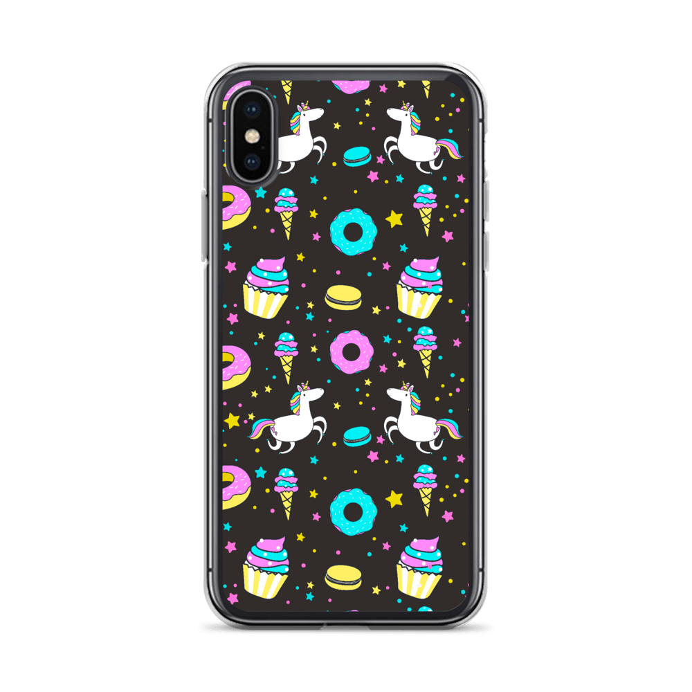 Decal Kings iPhone Case iPhone X/XS Unicorn Space iPhone Case