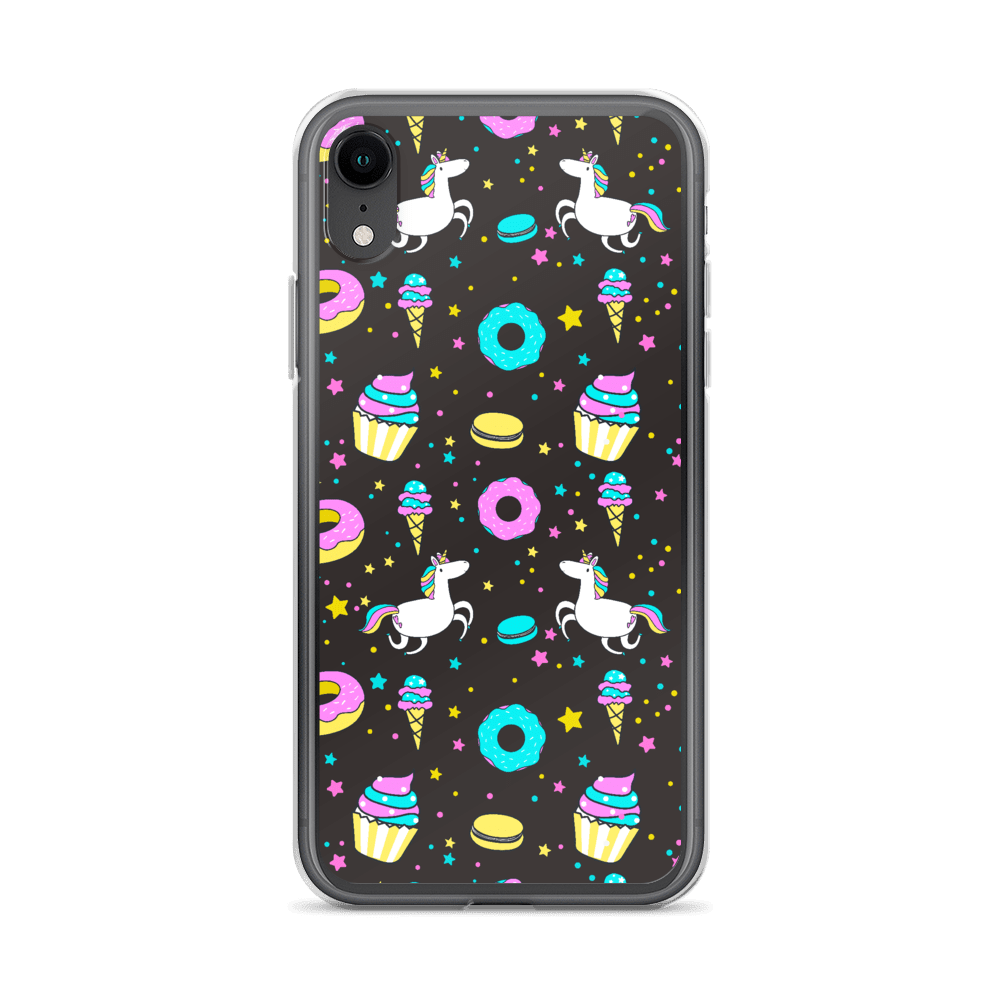 Decal Kings iPhone Case iPhone XR Unicorn Space iPhone Case