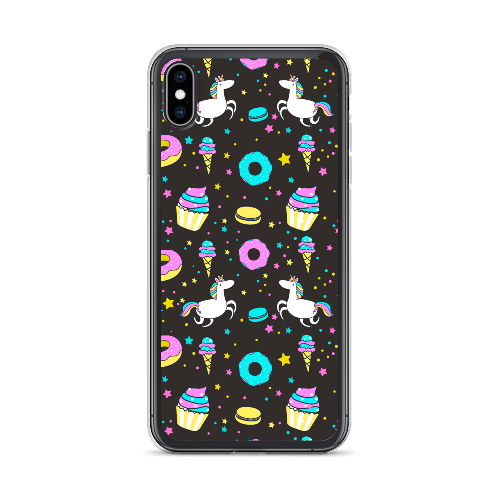 Decal Kings iPhone Case iPhone XS Max Unicorn Space iPhone Case