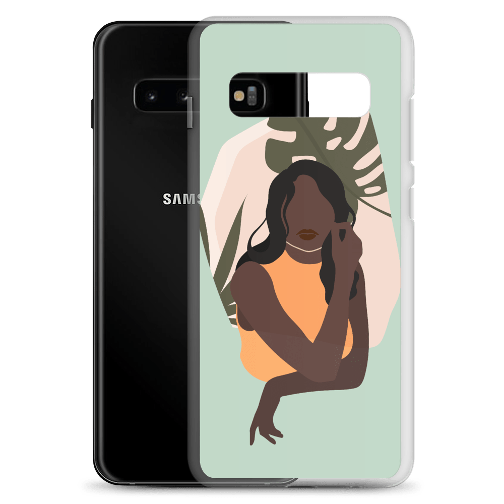 Decal Kings Woman Samsung Case