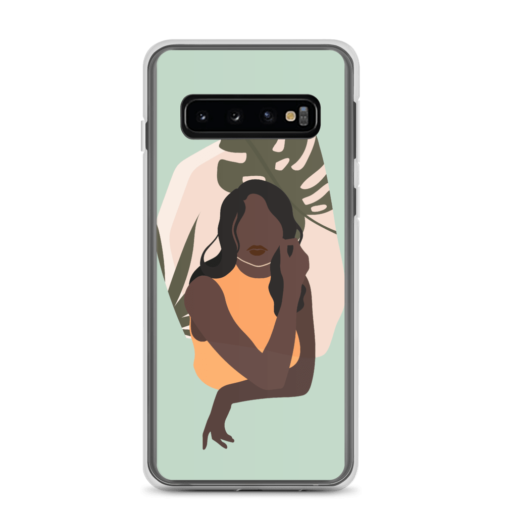 Decal Kings Samsung Galaxy S10 Woman Samsung Case