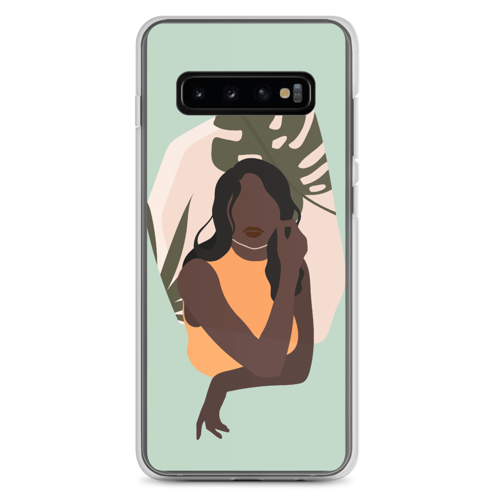 Decal Kings Samsung Galaxy S10+ Woman Samsung Case