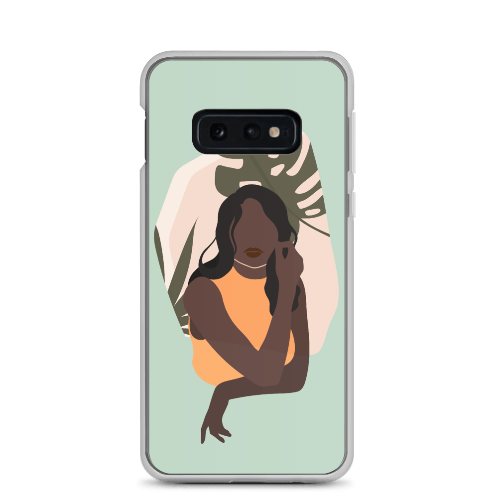 Decal Kings Samsung Galaxy S10e Woman Samsung Case