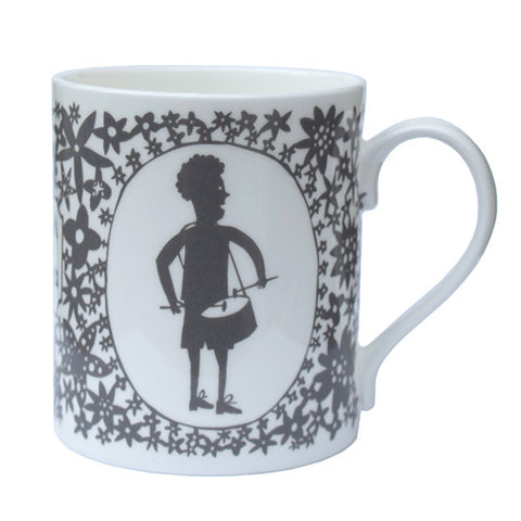 'Drummer boy' Columbia Road Ceramic Mug