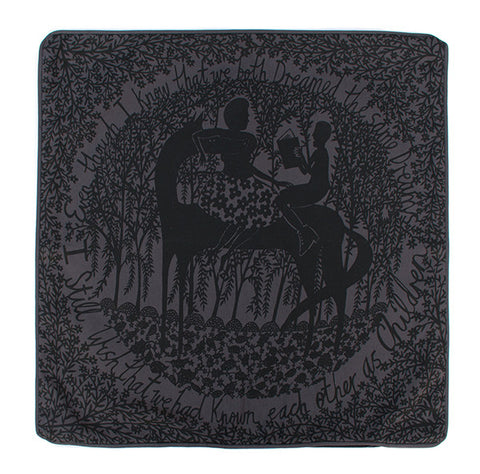 'Dreamed The Same Dreams' Cushion Cover