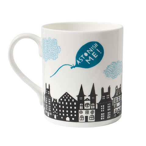 'Astonish Me' Ceramic Mug