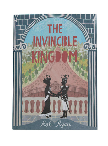 'The Invincible Kingdom' Book
