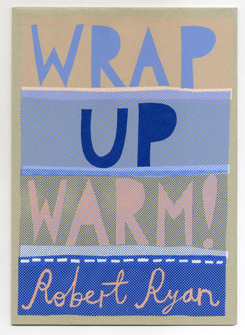 'Wrap Up Warm' Zine
