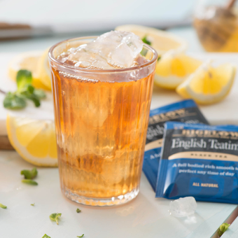 Attention, Attention: It's Time For Bigelow Iced Tea