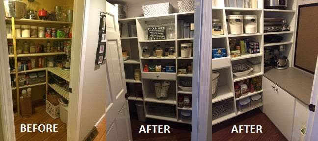 Pantry Design For Busy Families