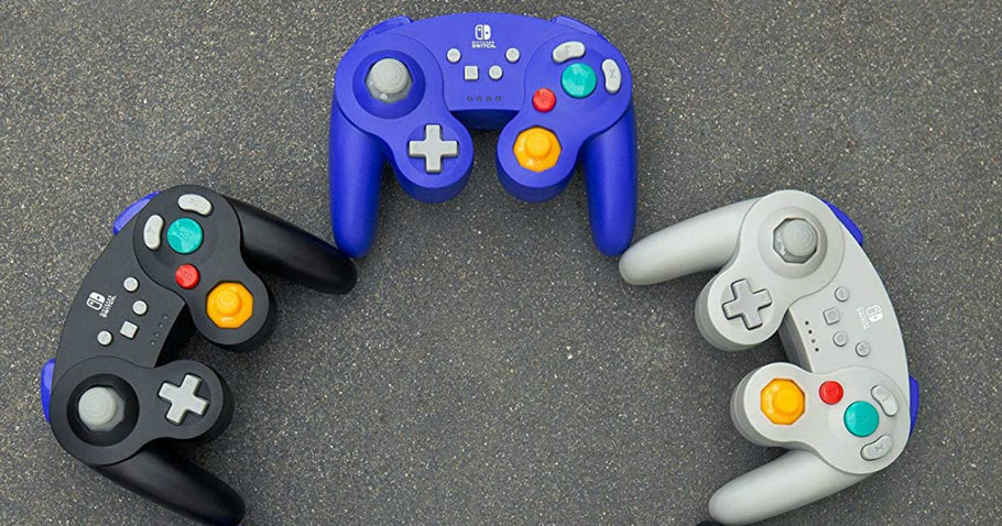 Nintendo Switch Wireless GameCube Controller 3-Pack Only $69.99 Shipped on Amazon (Regularly $120)