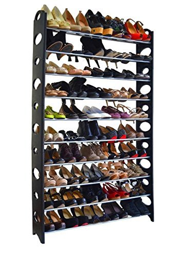 Top 17 Shoe Closets