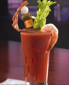 TIP OF THE DAY: Bloody Mary Garnishes
