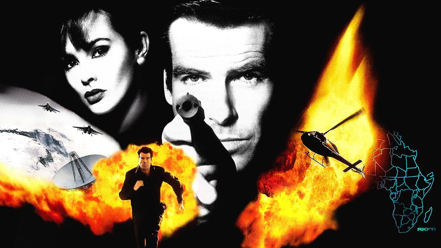 GoldenEye 007 64: Happy 23rd Anniversary to Gaming's Miracle FPS