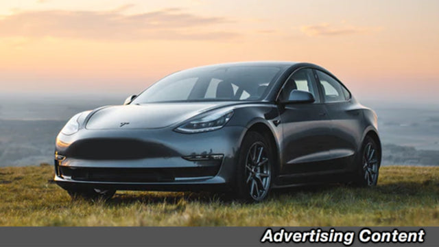 Here's How You Can Win A $40,000 Tesla Model 3 for Free Plus Get Black Friday Savings In September