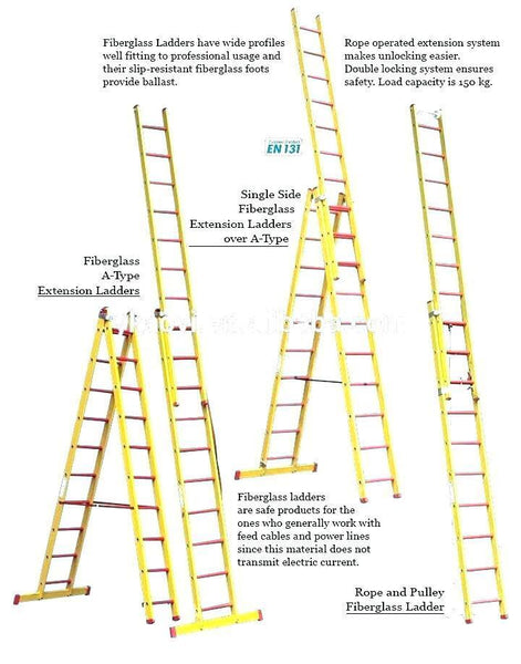 Big 20 Ft Ladder