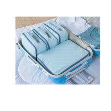 Load image into Gallery viewer, 4 pcs Water Resistant Travel Packing Organizer Cubes