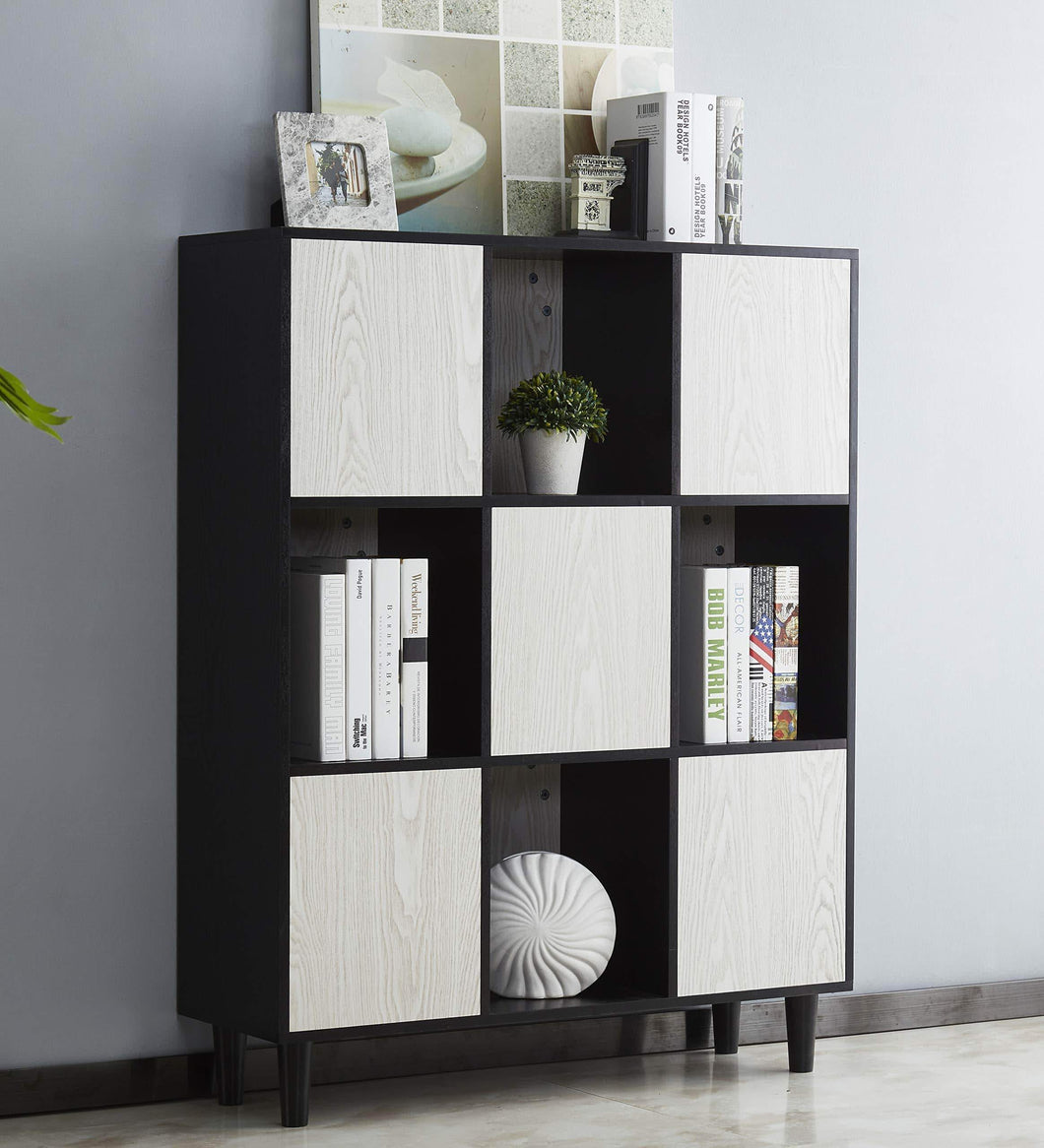 Mixcept Wooden Bookcase 47